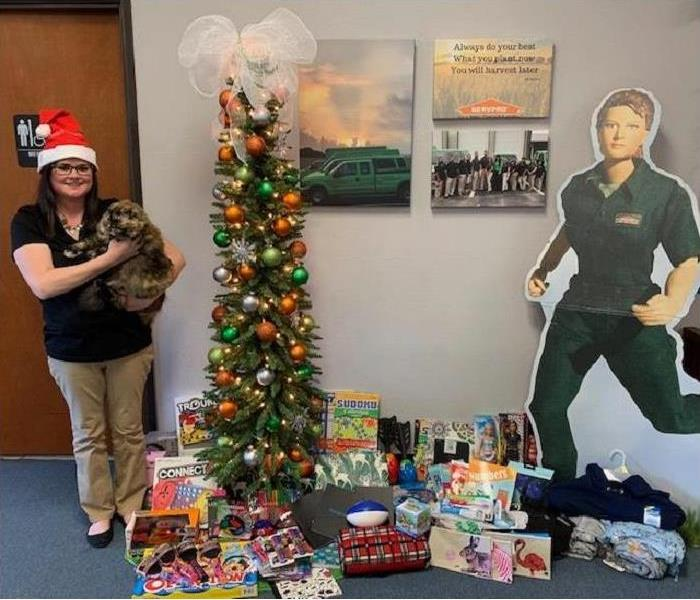 Toy Drive for Guadalupe County Children's Advocacy Center