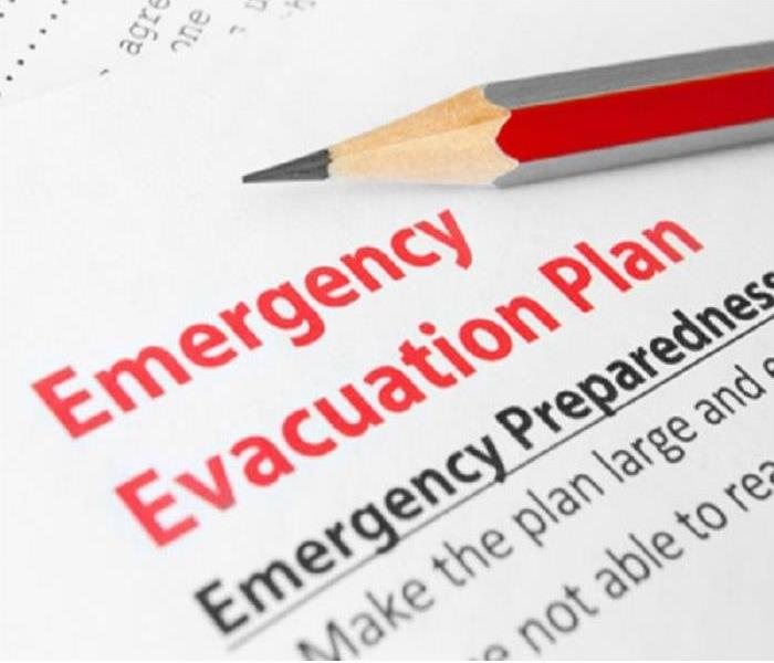 Commercial Be prepared with an Emergency Response Plan for your business.