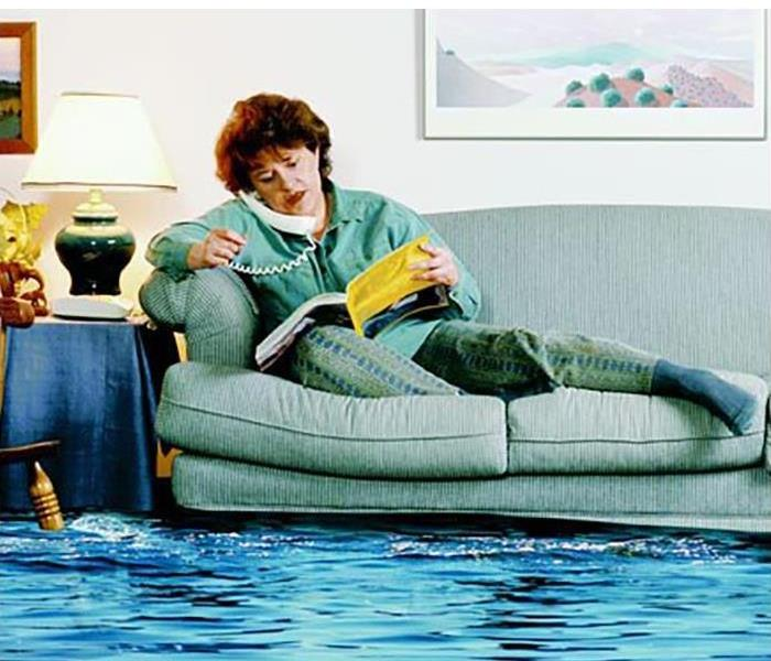 Water Damage Water damage - The Do's and the Don'ts