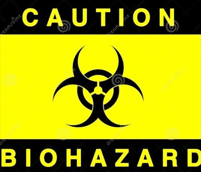 Biohazard Biohazard, Vandalism, and Crime Scene